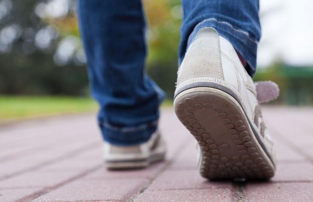 Gewöhnen Sie sich eine Schritt-für-Schritt-Mentalität an