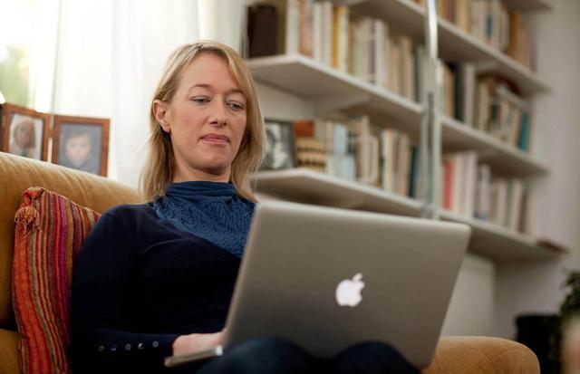 Melden Sie sich in einem Online-Forum an